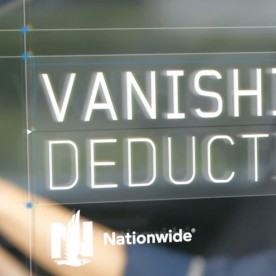 vanishing deductable