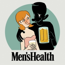 Men's Health - Beer Goggles Explained (iPad ver)