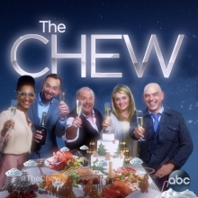 ABC - The Chew - 'Enjoy the Ride' - Happy Holidays 2014